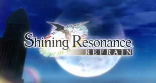 Shining Resonance Refrain Header