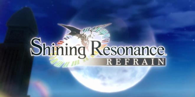 Shining Resonance Refrain Header