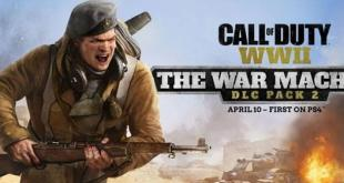 Call of Duty WWII The War Machine