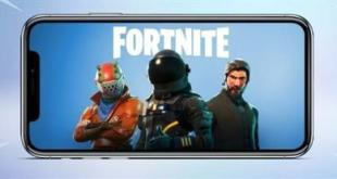 Fortnite Battle Royale Mobile