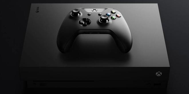 Xbox One X 2 Microsoft