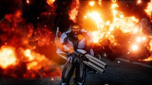 Crackdown 3 Action Hero Shot