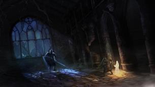 Fall of Light Darkest Edition Art 1