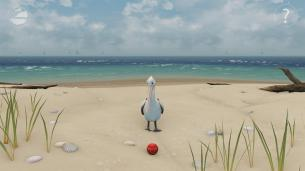Storm Boy The Game Screen 1