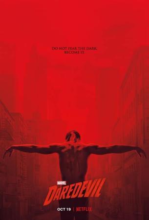Daredevil 3 Poster