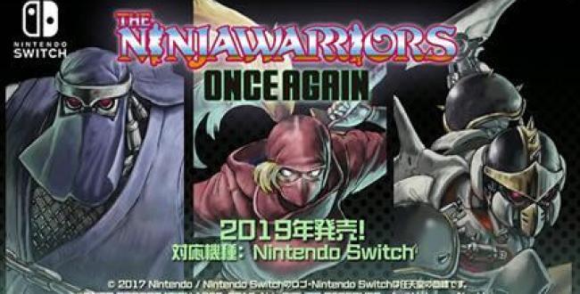 The Ninja Warriors: Once Again