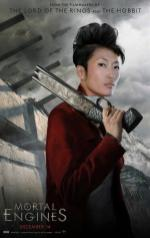 Anna-Fang-מנועי התמותה Mortal-Engines-Poster