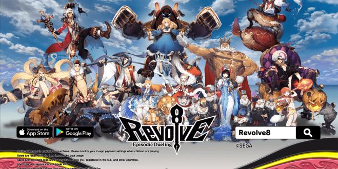 Revolve8 Episodic Dueling