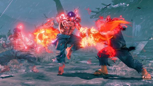 Street Fighter V Arcade Edition Kage Screen 11