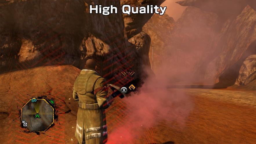 Quality Mode
