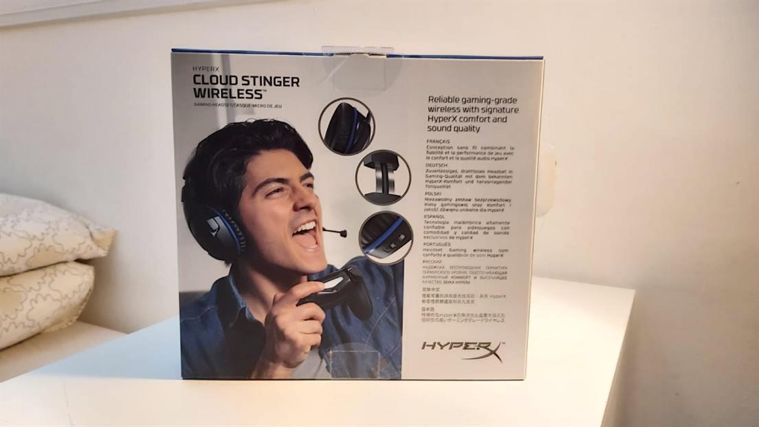 Back Box Cloud Stinger