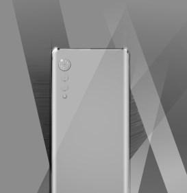 LG VELVET Concept Back