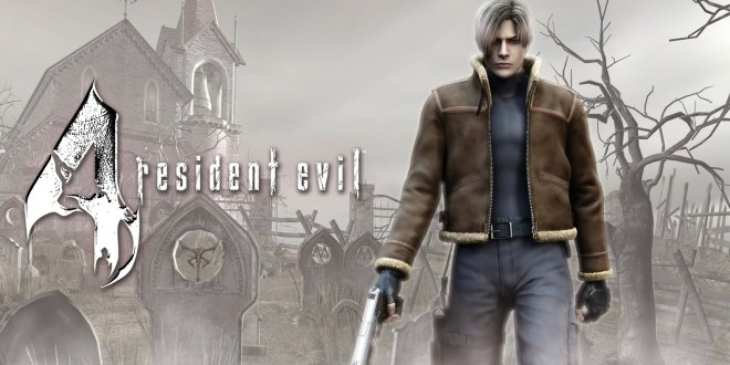 Resident Evil 4 poster