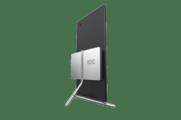 AOC U32U1 Back
