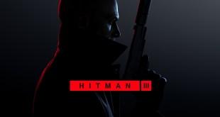 Hitman 3 poster