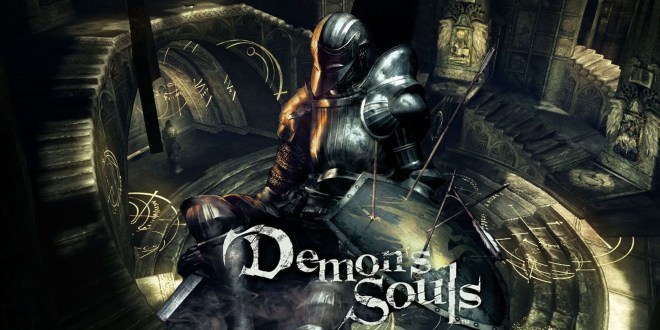 demon souls logo