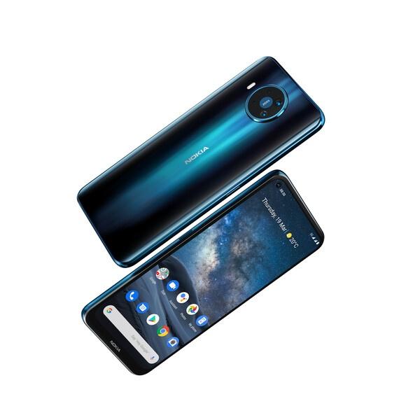 טלפון נוקיה 8.3 5G