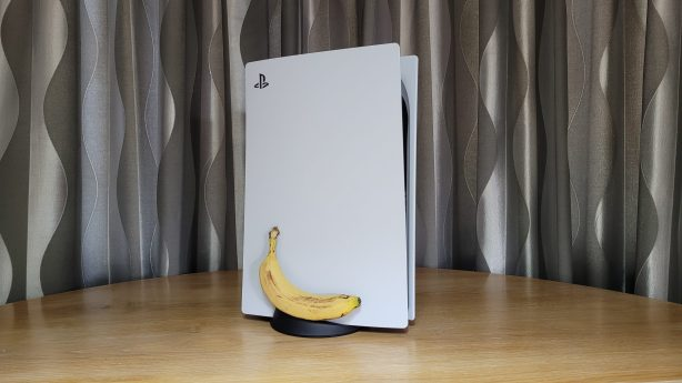 PS5 Banana For Scale