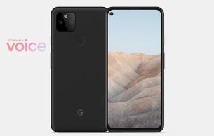 הדלפה Pixel 5a