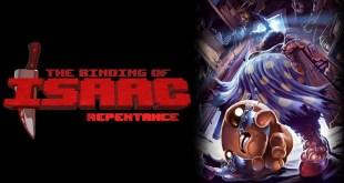 The Binding of Isaac Repentance logo