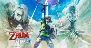 The Legend of Zelda Skyward Sword HD logo