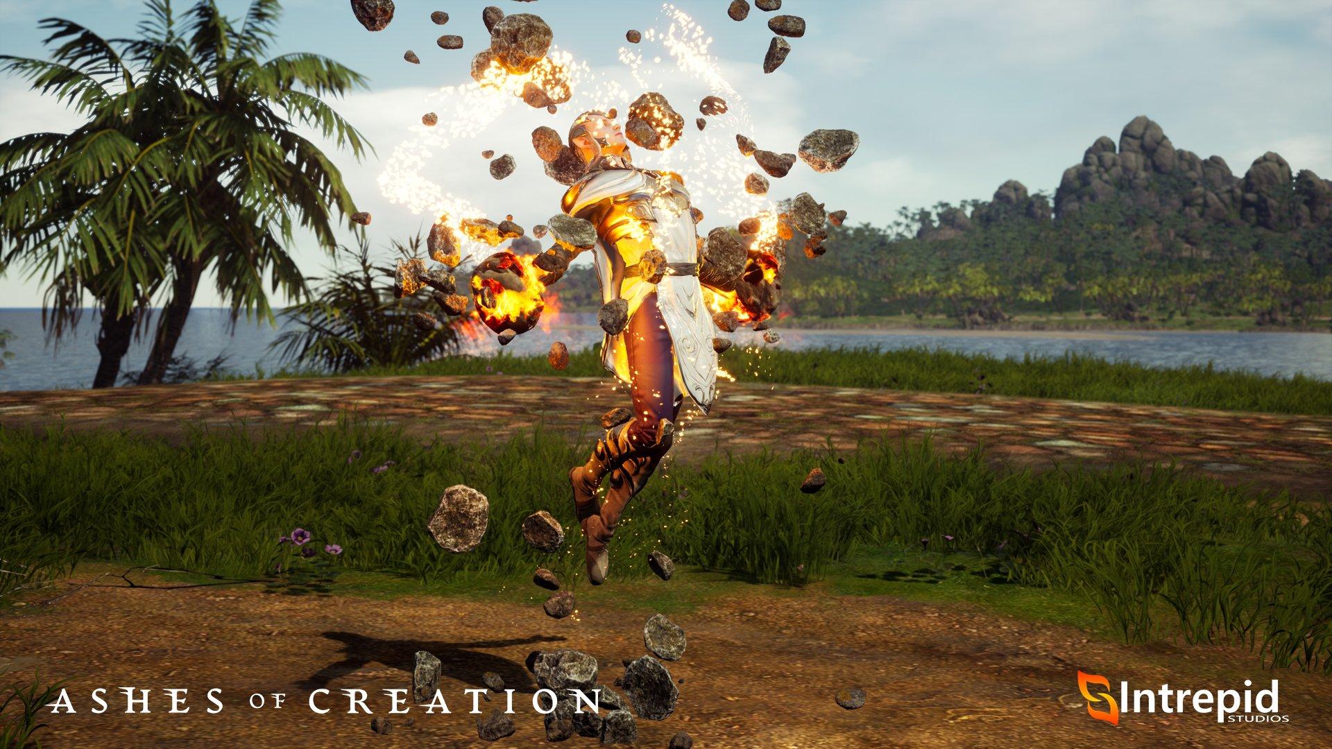 רשמים ראשונים מהמשחק Ashes of Creation