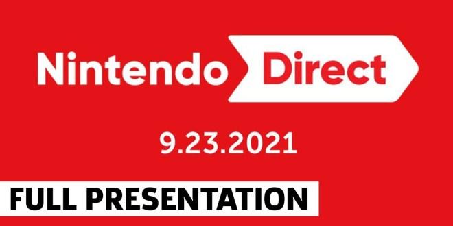 Nintendo Direct 23.9