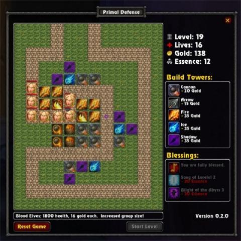 Tower Defense Die Besten Mods Fr Starcraft Warcraft Und