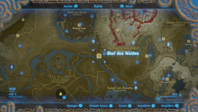 Zelda Breath Of The Wild Master Schwert Finden Guide