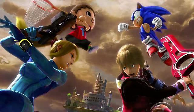 Super Smash Bros Ultimate Werbe Trailer Erweckt Die Charaktere Zum Leben