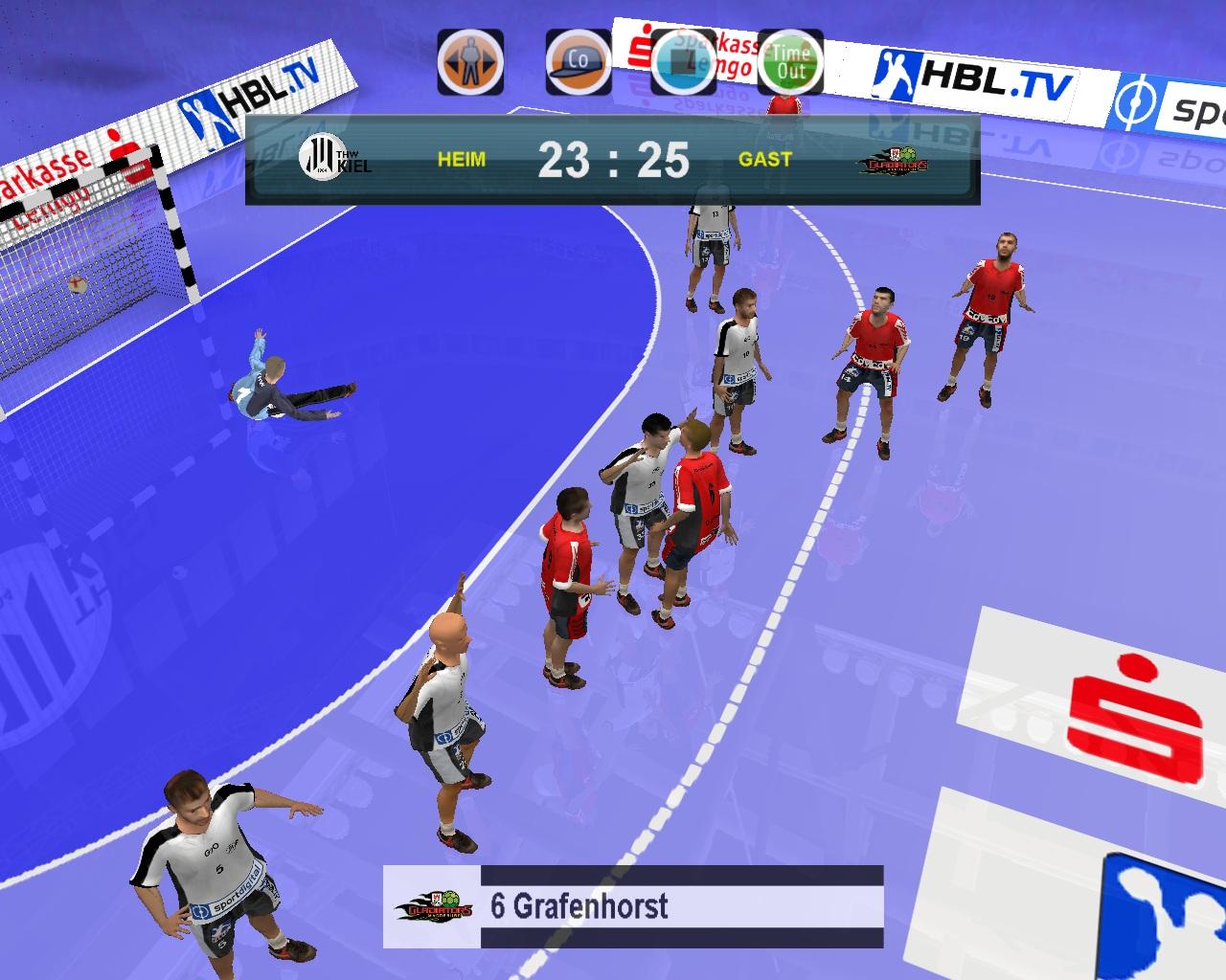 Handball Manager 2009 PC Test Tipps Videos News