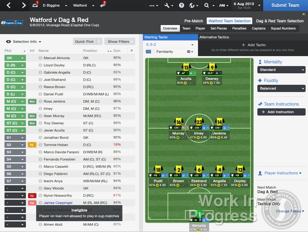 Fussball Manager 14 Test Tipps Videos News Release Termin PCGamesde