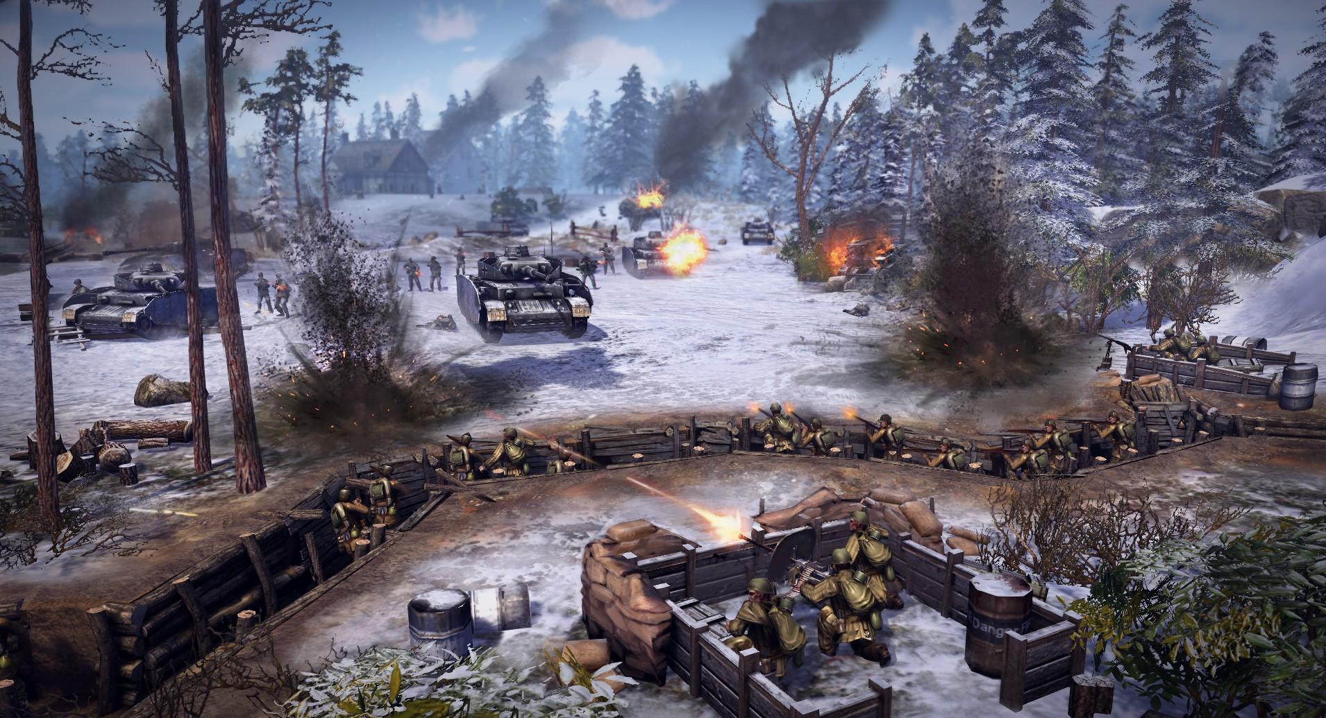 Blitzkrieg 3 Test Tipps Videos News Release Termin PCGamesde
