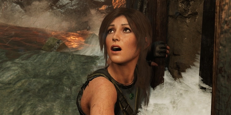 Shadow Of The Tomb Raider Lara Croft Im Launch Trailer