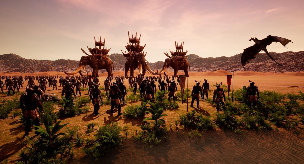 Schlacht Um Mittelerde Neues Video Zum Fan Remake In Unreal Engine 4