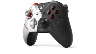Xbox Wireless Controller – Cyberpunk 2077 LimitedEdition (1)