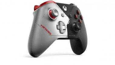 Xbox Wireless Controller – Cyberpunk 2077 LimitedEdition (3)