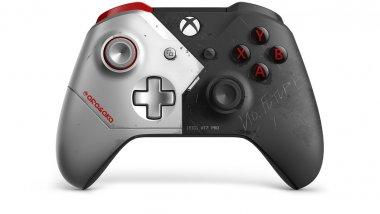 Xbox Wireless Controller – Cyberpunk 2077 LimitedEdition (4)