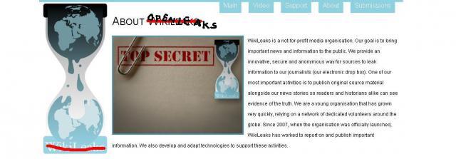 Openleaks startet am Montag.