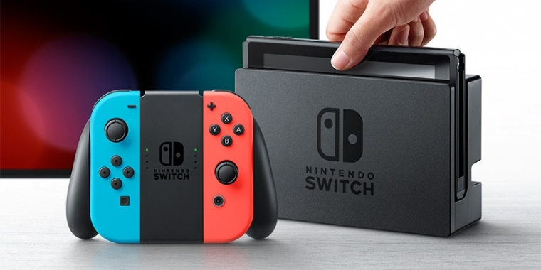 Nintendo Switch Noch Ein Neues Modell Mit Langerer Akkulaufzeit Ab August