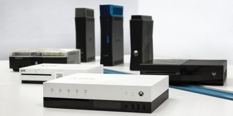 Xbox Scorpio: Kein OLED-Display bei der finalen Konsole