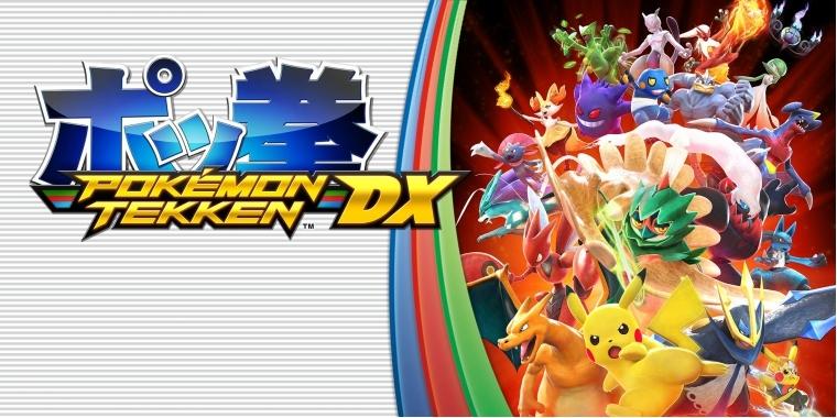 Pokémon Tekken DX: Erweiterte Switch-Umsetzung des Wii U-Prügelspiels angekündigt