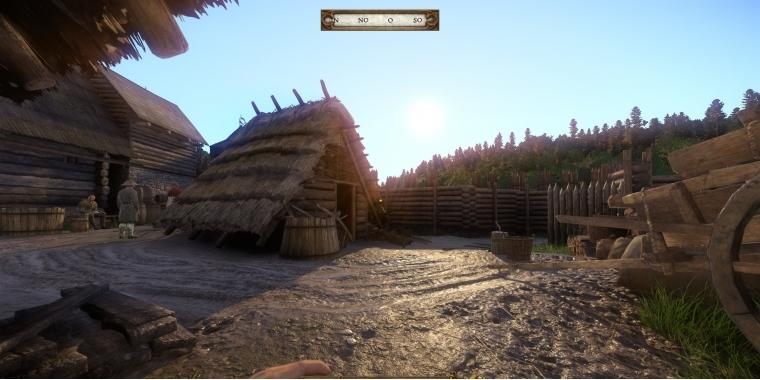 Kingdom Come: Deliverance - Patch 1.3 verbessert Schlösserknacken und Speichern