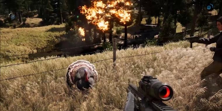 Tote Fische in Far Cry 5: Tierschützer von PETA fordern, dass der Titel vegan wird (1)