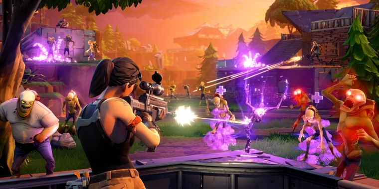Fortnite Epic Games Will Klassen In Battle Royale Einfhren