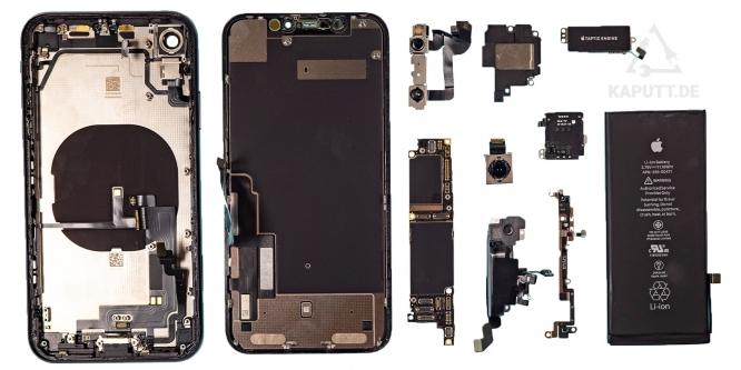 Der Akku des neuen iPhone XR 2 wird wohl knapp sechs Prozent größer als beim Vorgänger.