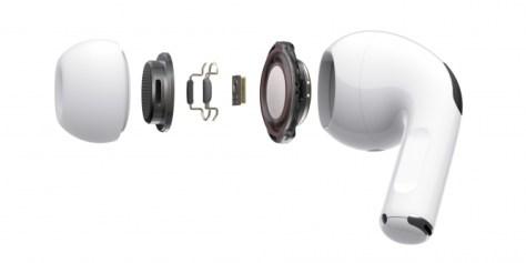 Apple In-Ear-Kopfhörer: AirPods Pro sind nicht reparierbar (1)