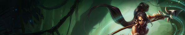 Nidalee changes