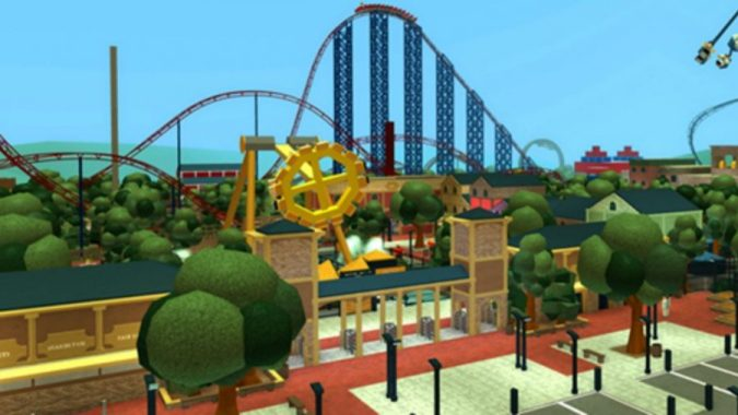 Roblox Water Park Crazy