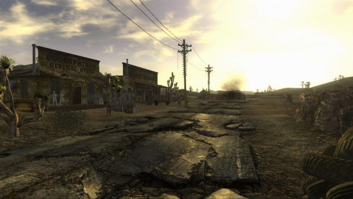 Games like Red Dead - Fallout New Vegas